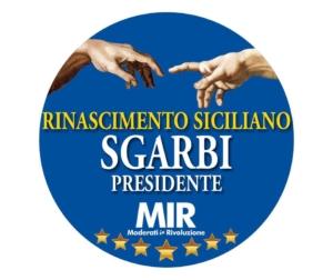 Logo Mir Vittorio Sgarbi