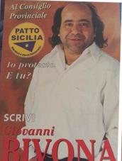 Giovanni Bivona Volantino