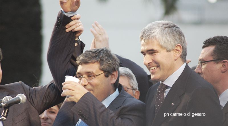 Totò Cuffaro e Pierferdinando Casini - il destino dei totò