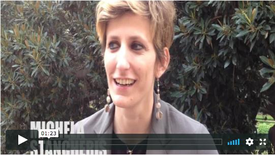 4 chiacchiere con Michela Stancheris